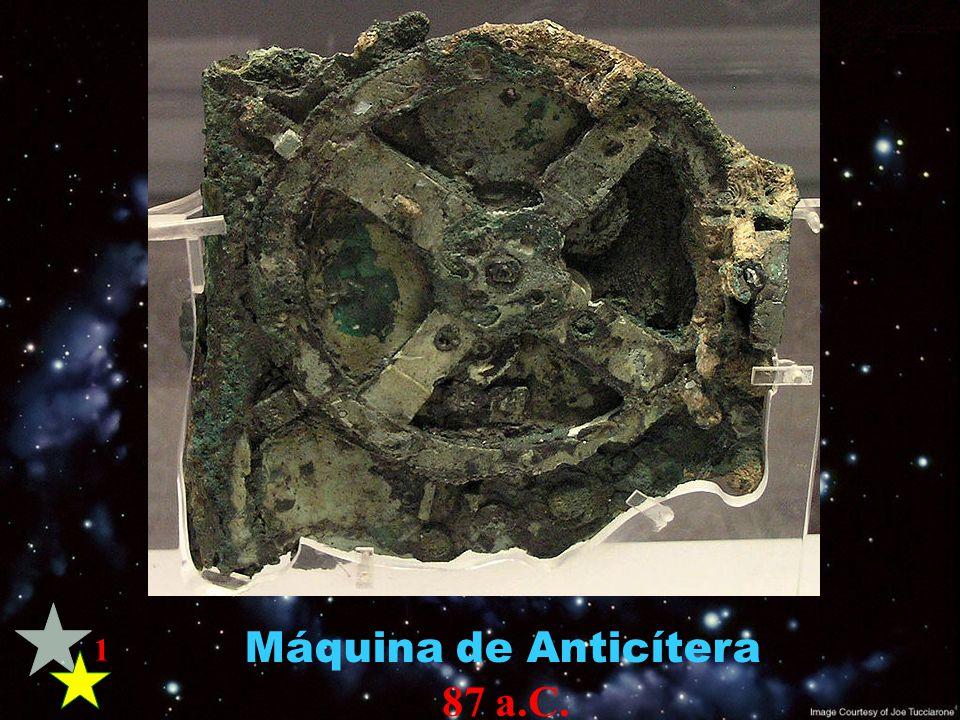 Máquina de Anticítera 87 a.C. 1
