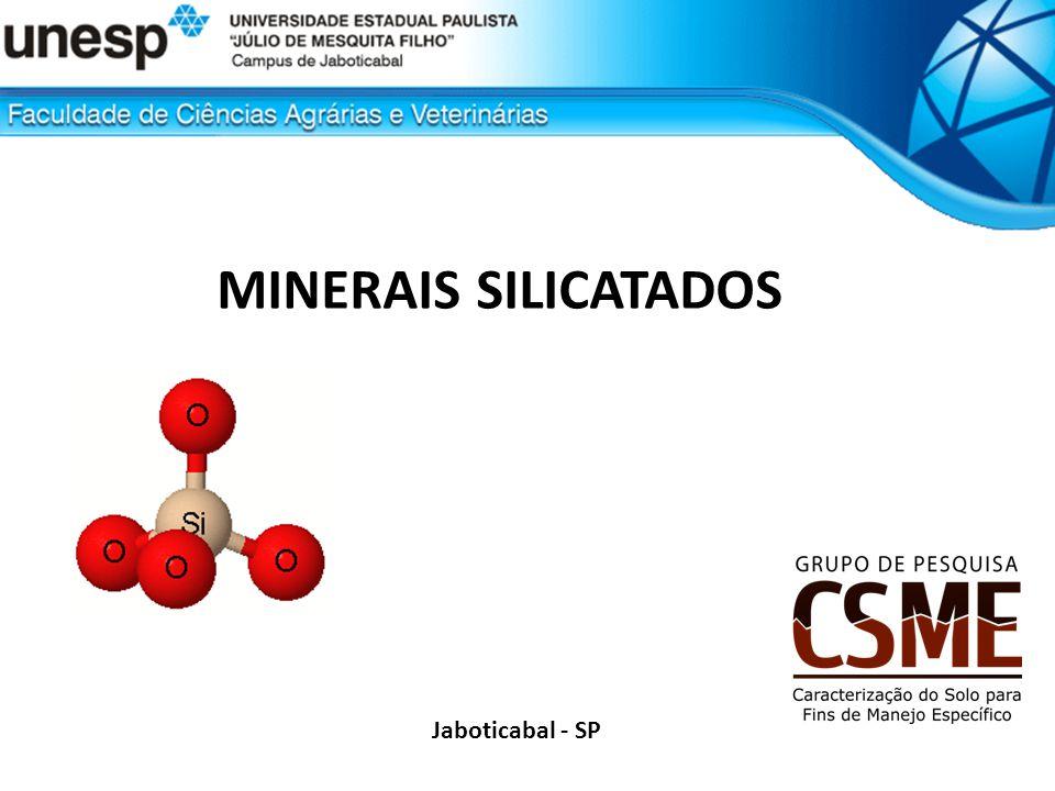 Jaboticabal - SP MINERAIS SILICATADOS