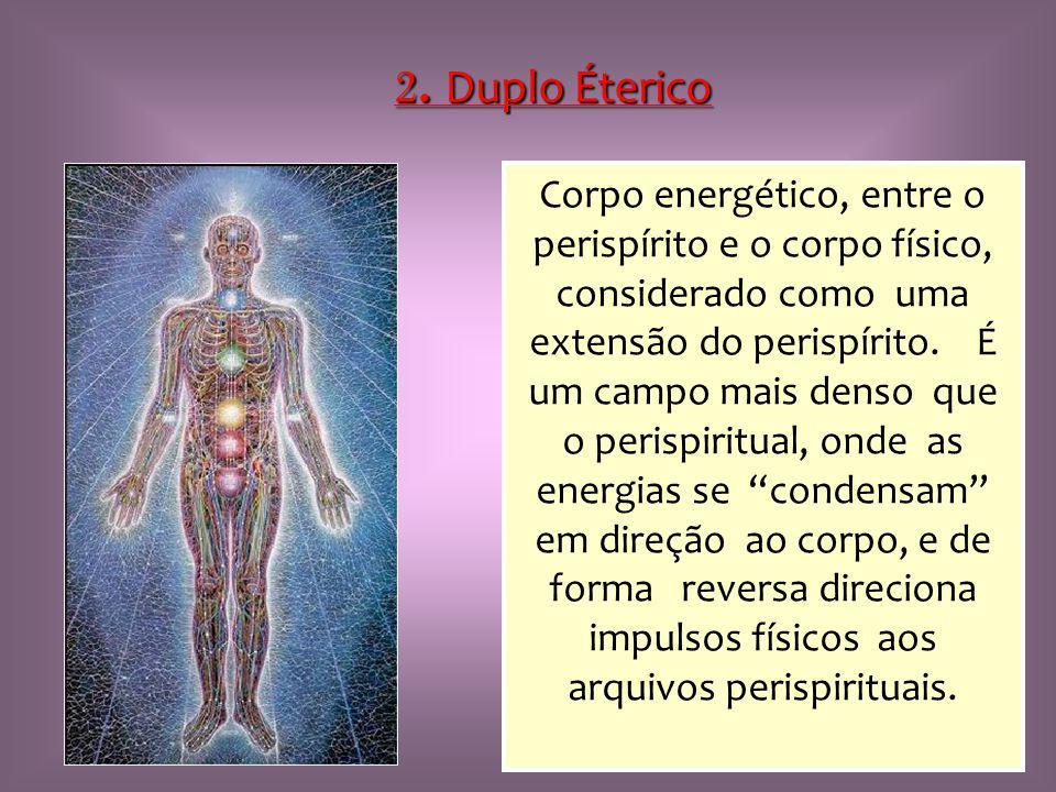 Corpo energético, entre o perispírito e o corpo físico, considerado como uma extensão do perispírito. É um campo mais denso que o perispiritual, onde