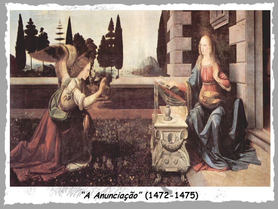 A Anunciação (1472-1475)