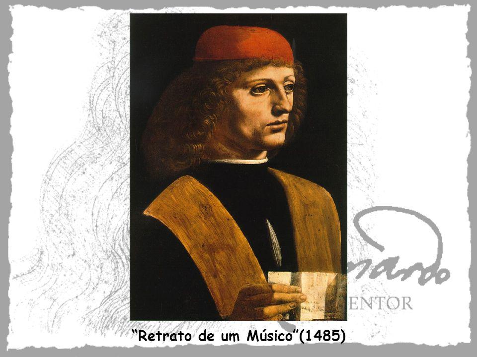 Retrato de um Músico(1485)