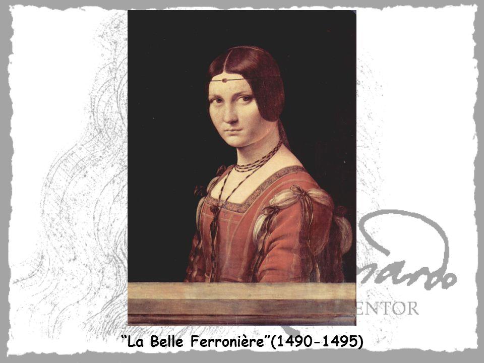 La Belle Ferronière(1490-1495)