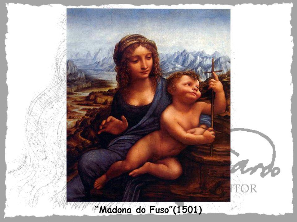 Madona do Fuso(1501)