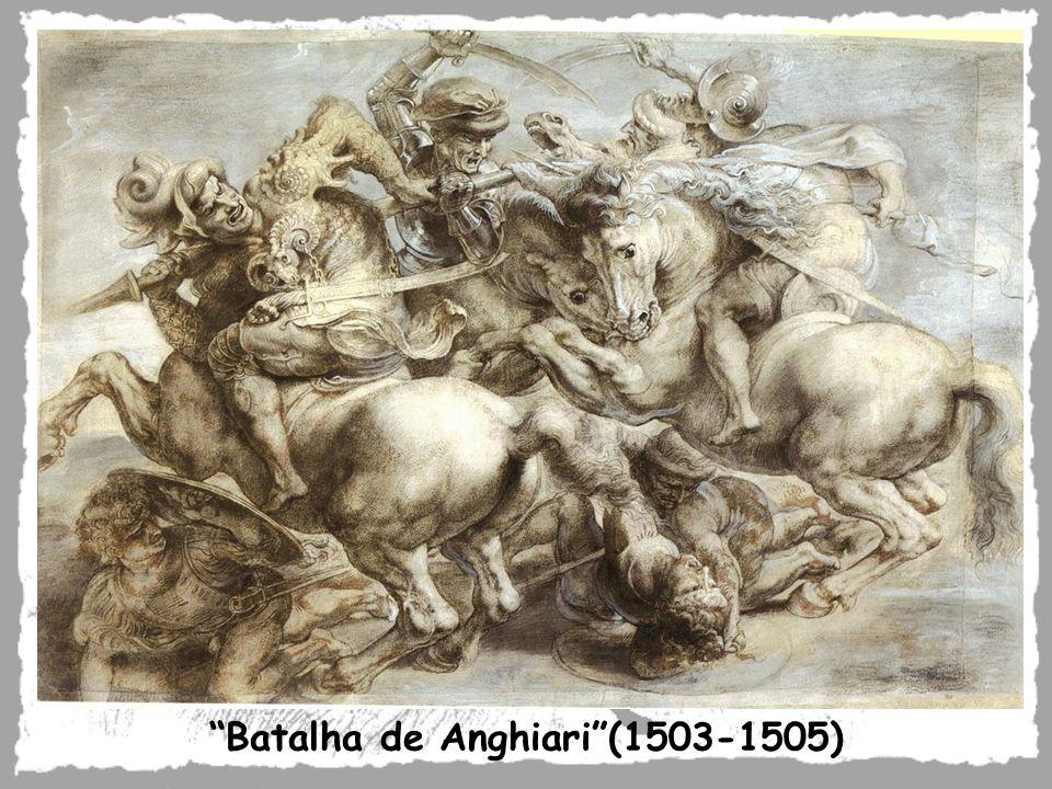 Batalha de Anghiari(1503-1505)
