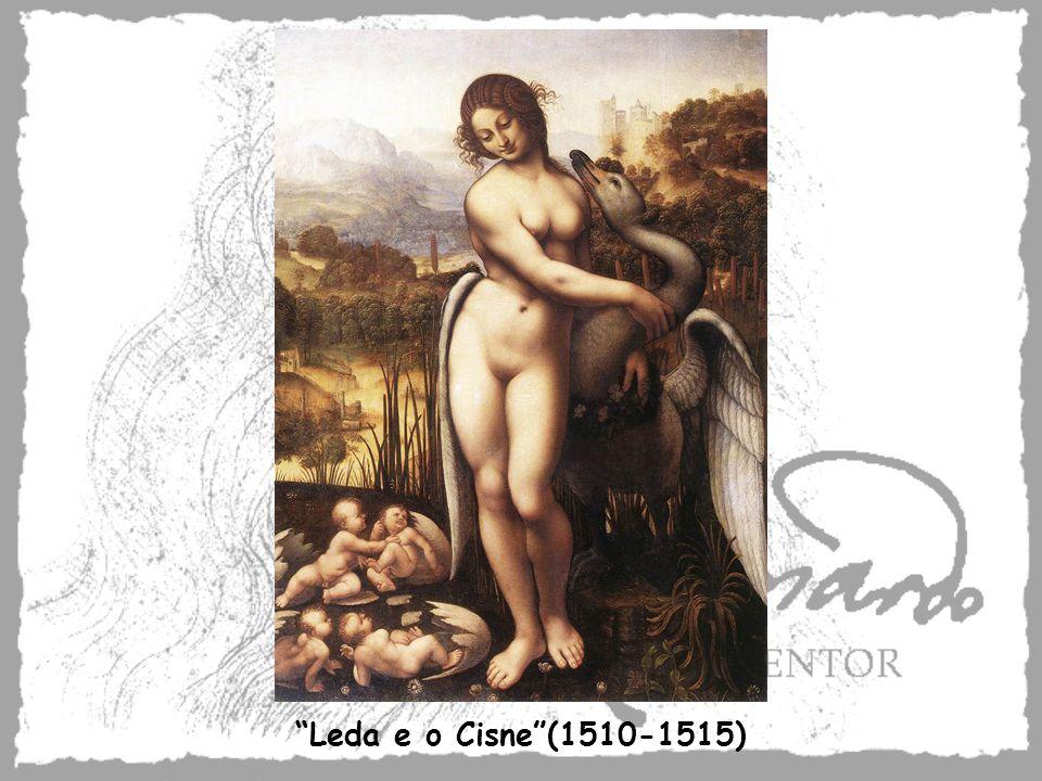Leda e o Cisne(1510-1515)