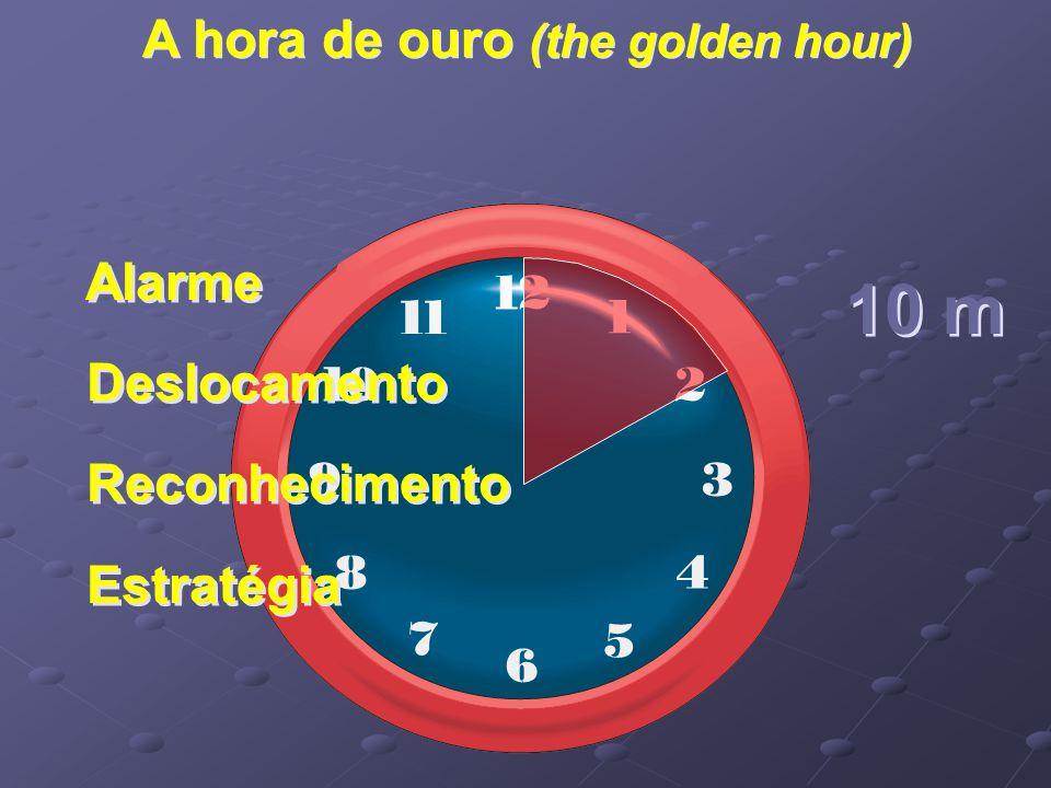 Alarme Deslocamento Reconhecimento Estratégia Alarme Deslocamento Reconhecimento Estratégia 10 m