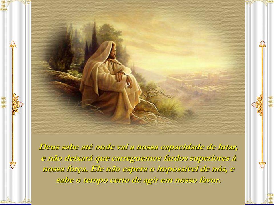 Queremos ver milagres em nossa vida? Não duvidemos das promessas de Deus. Se diante de um problema Ele nos mandar remover a pedra que serve de obstácu