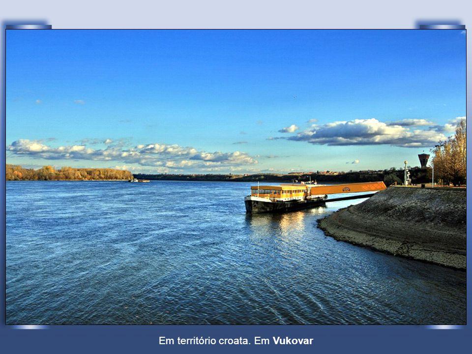 E como o rio das capitais, mais uma. Budapeste (Hungria)