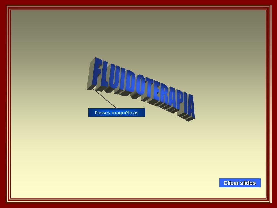 Clicar slides Passes magnéticos