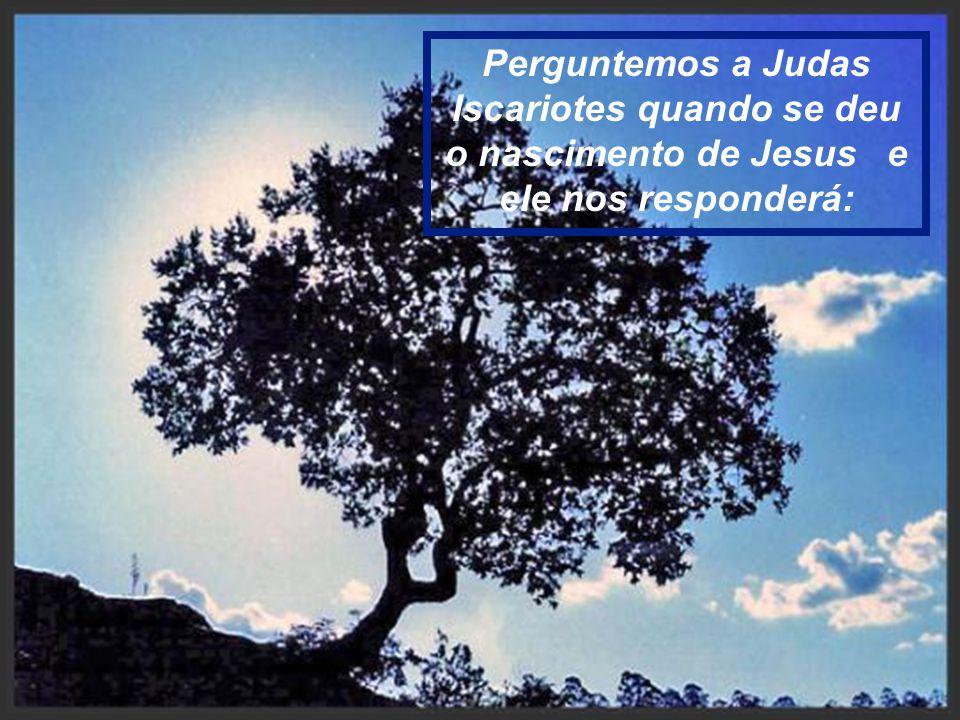 Jesus nasceu em Betânia, na tarde em que visitou o meu túmulo e disse: - Lázaro! Levanta! Nesse momento compreendi finalmente quem ELE era...A Ressurr