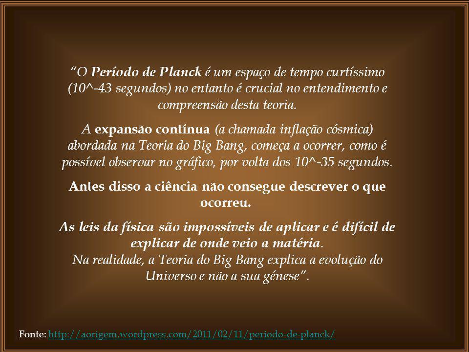Fonte: http://aorigem.wordpress.com/2011/02/11/periodo-de-planck/http://aorigem.wordpress.com/2011/02/11/periodo-de-planck/... falaremos hoje sobre o