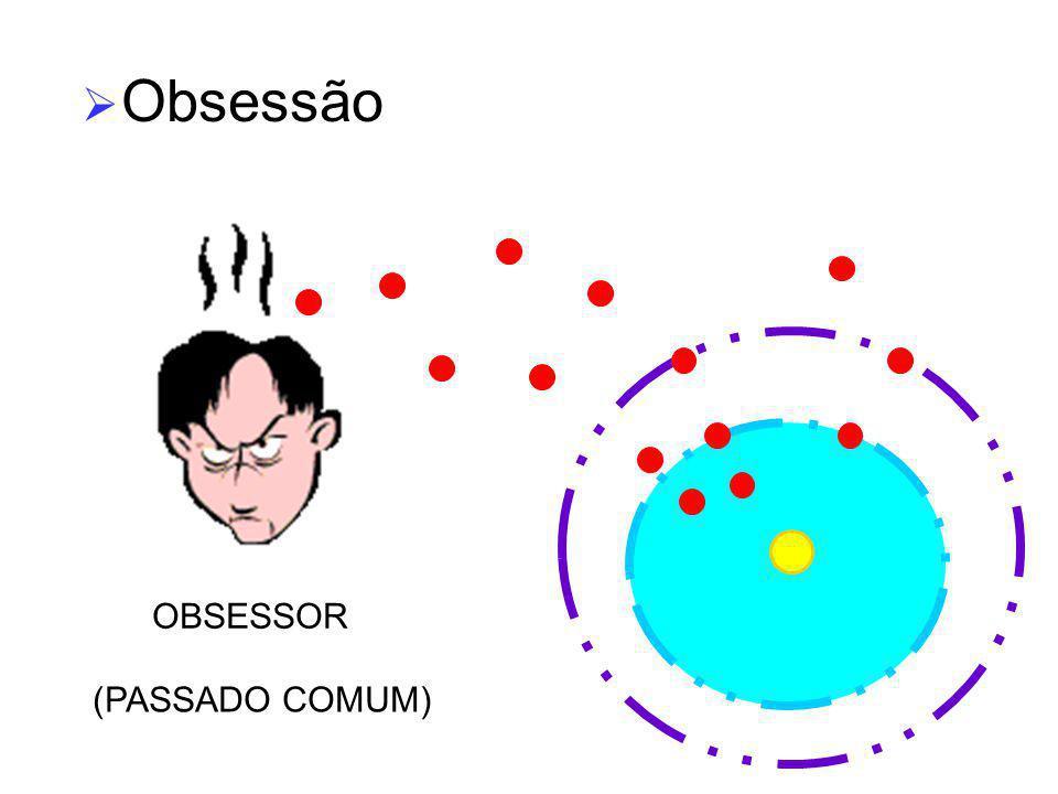OBSESSOR (PASSADO COMUM) Obsessão
