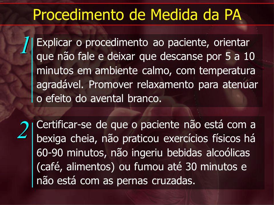 Explicar o procedimento ao paciente, orientar que não fale e deixar que descanse por 5 a 10 minutos em ambiente calmo, com temperatura agradável. Prom