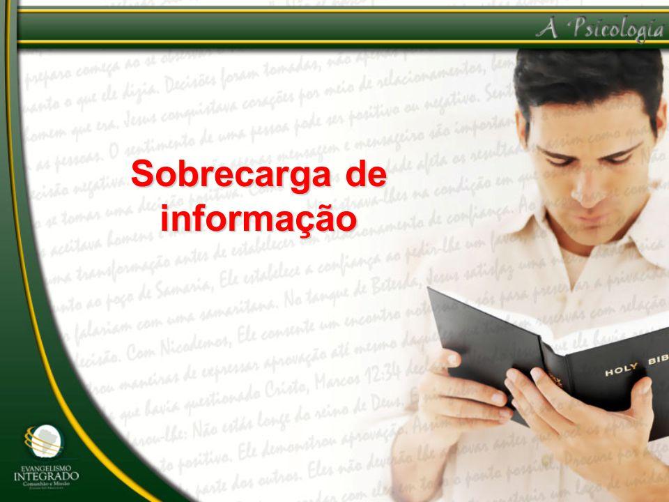 Sobrecarga de informação