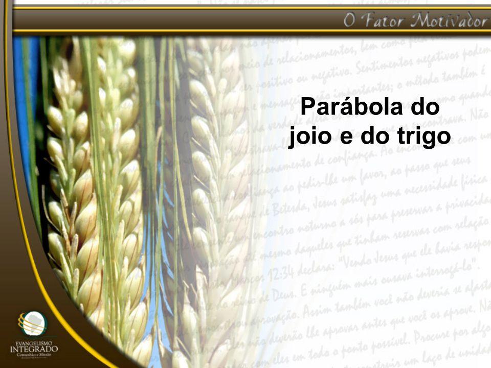 Parábola do joio e do trigo