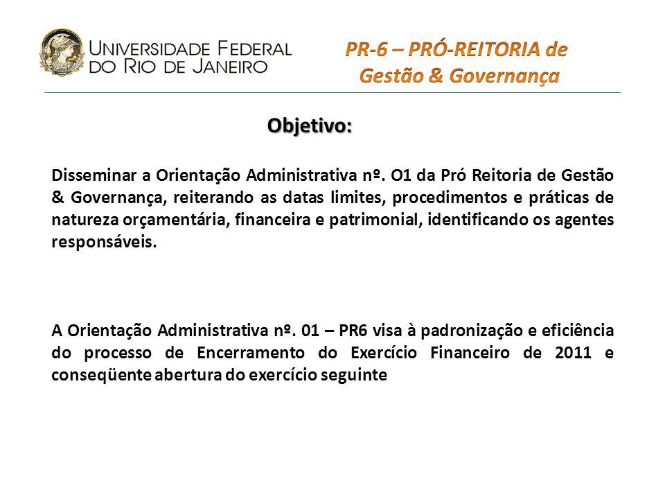 Disseminar a Orientação Administrativa nº.