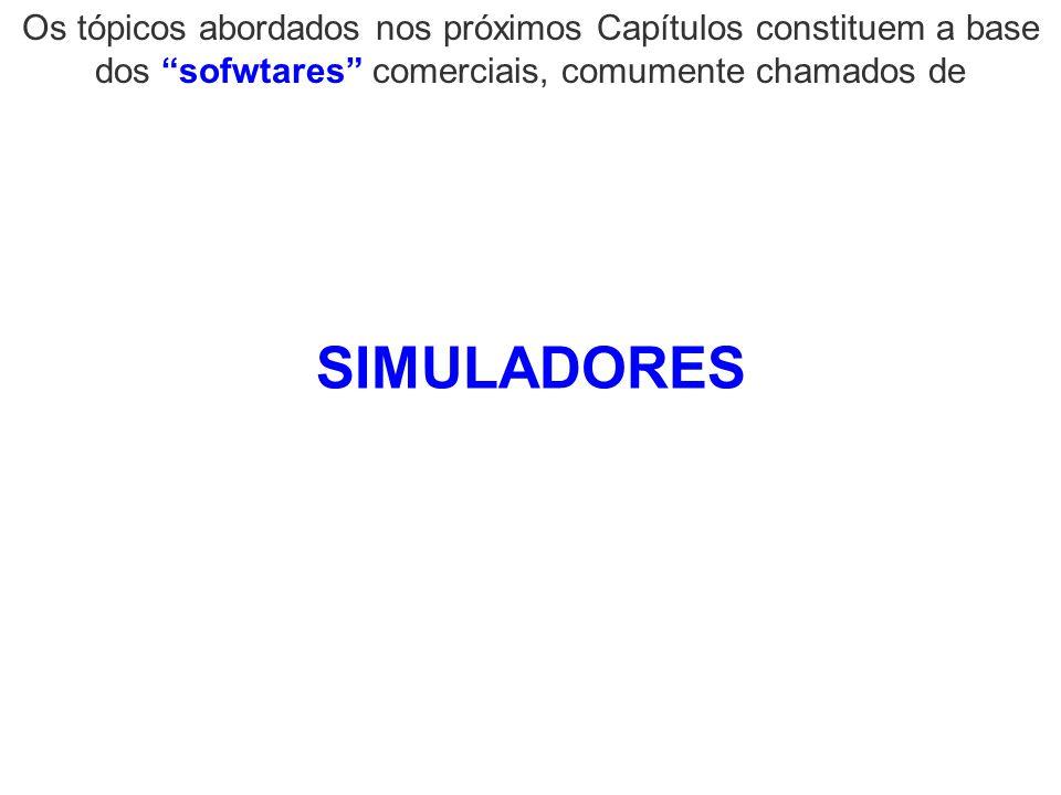 Os simuladores foram criados por engenheiros para facilitar e agilizar o seu trabalho.