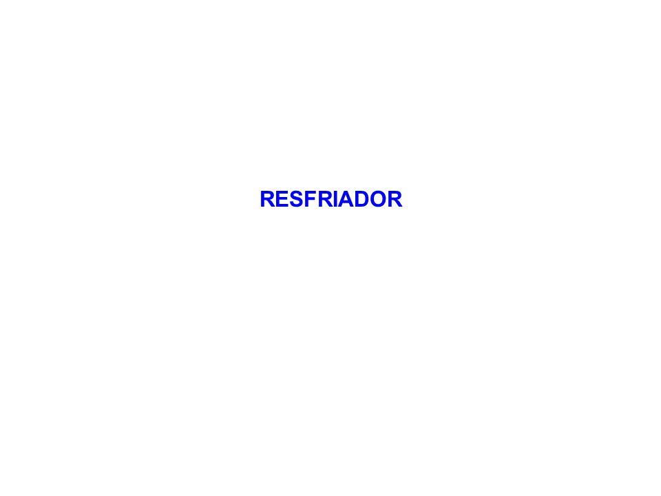 RESFRIADOR
