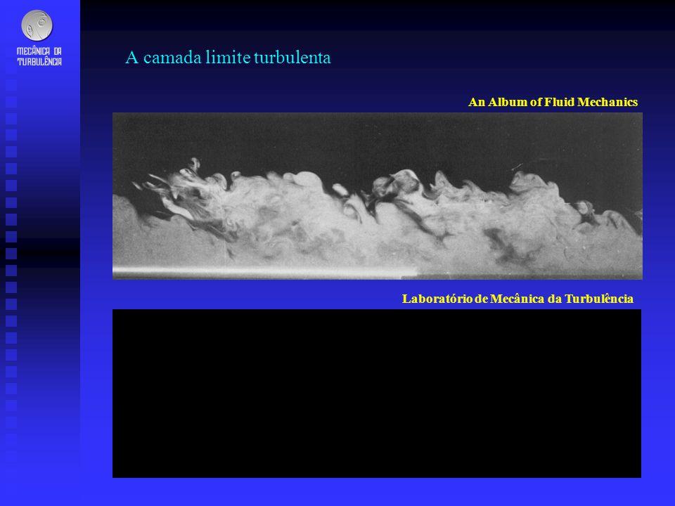 A camada limite turbulenta An Album of Fluid Mechanics Laboratório de Mecânica da Turbulência