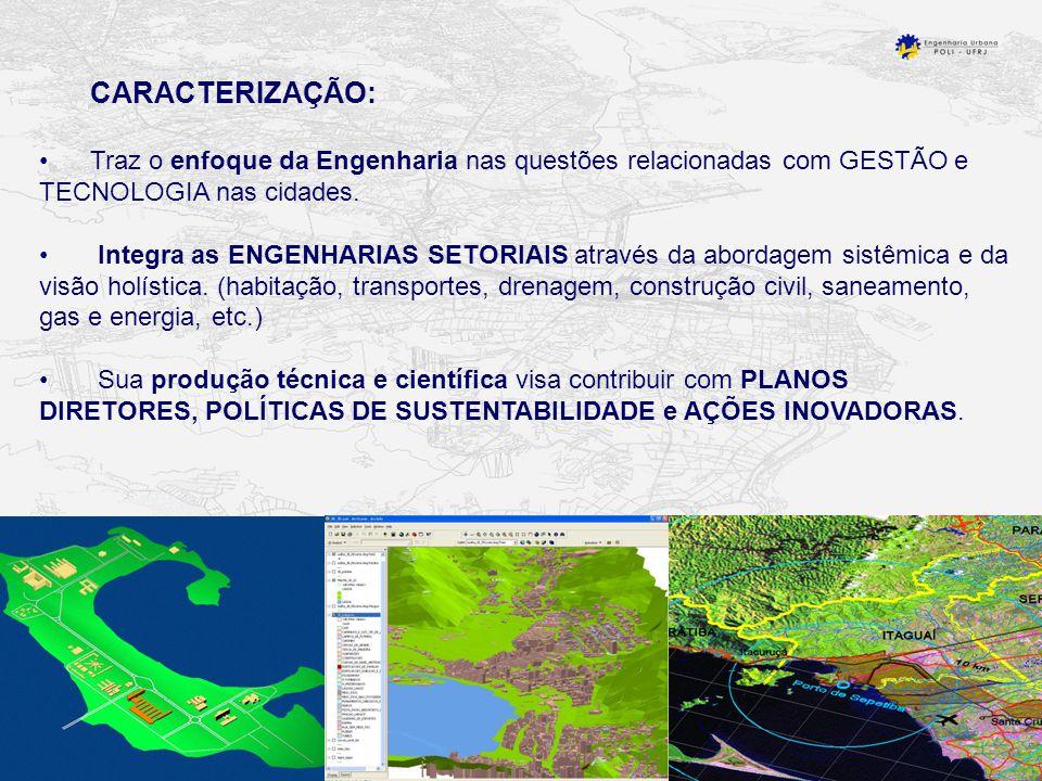 INFRAESTRUTURA: SALA DE AULA GABINETESBIBLIOTECA DO CT LABORATORIO CAD/SIG