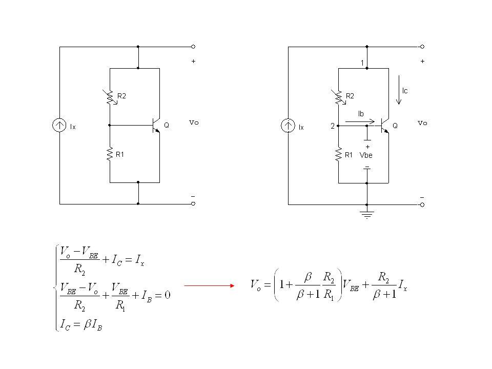 Para garantir que o transistor polarize, devemos garantir que