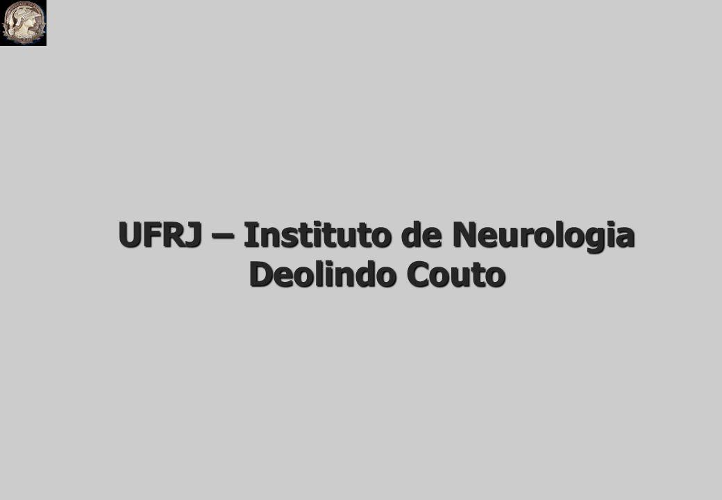 UFRJ – Instituto de Neurologia Deolindo Couto