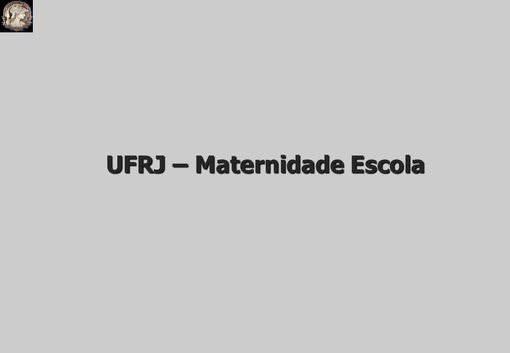 UFRJ – Maternidade Escola