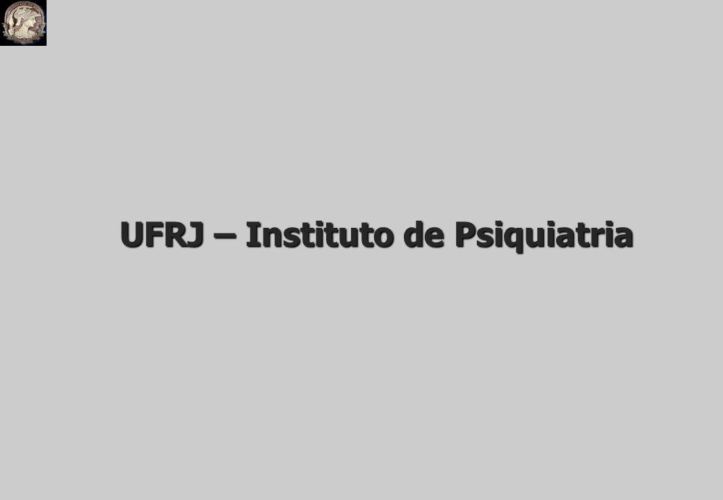 UFRJ – Instituto de Psiquiatria