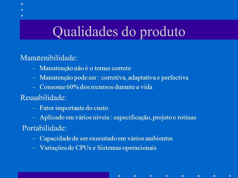Garantia Estatística de Qualidade de SW