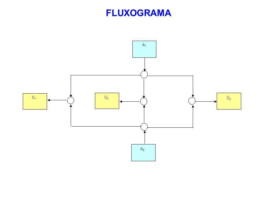 C1C1 A1A1 A2A2 C3C3 C2C2 FLUXOGRAMA