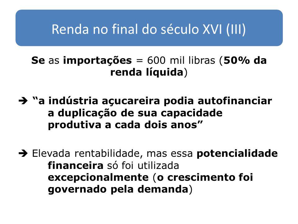 Destino dos recursos financeiros excedentes Mas, se a plena capacidade de autofinanciamento não era utilizada, que destino tomavam os recursos financeiros sobrantes.