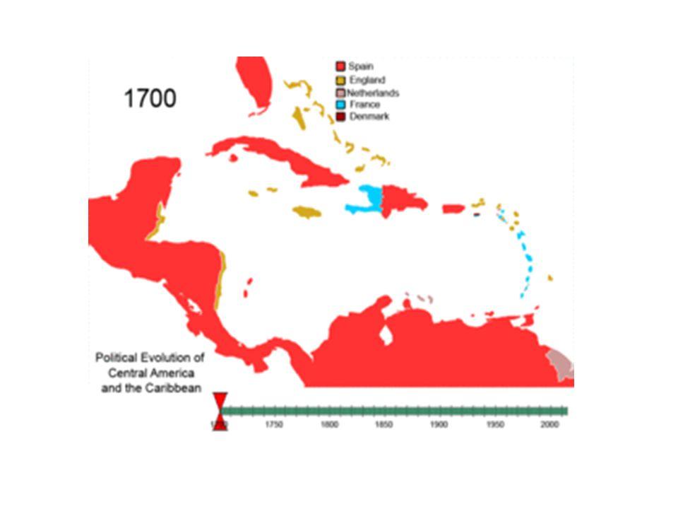 Antilhas Inglesas População estimada (em 1.000) Fonte: McCusker & Menard EuropeusAfricanosTotal 1650441559 1670445296 16903798135 171030148178 173037221258 175035295330 177045434479