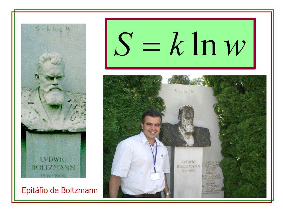 Epitáfio de Boltzmann
