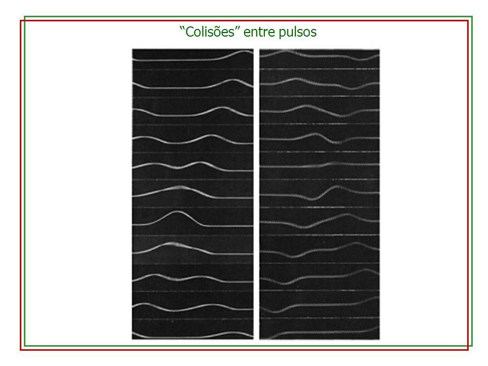 Colisões entre pulsos