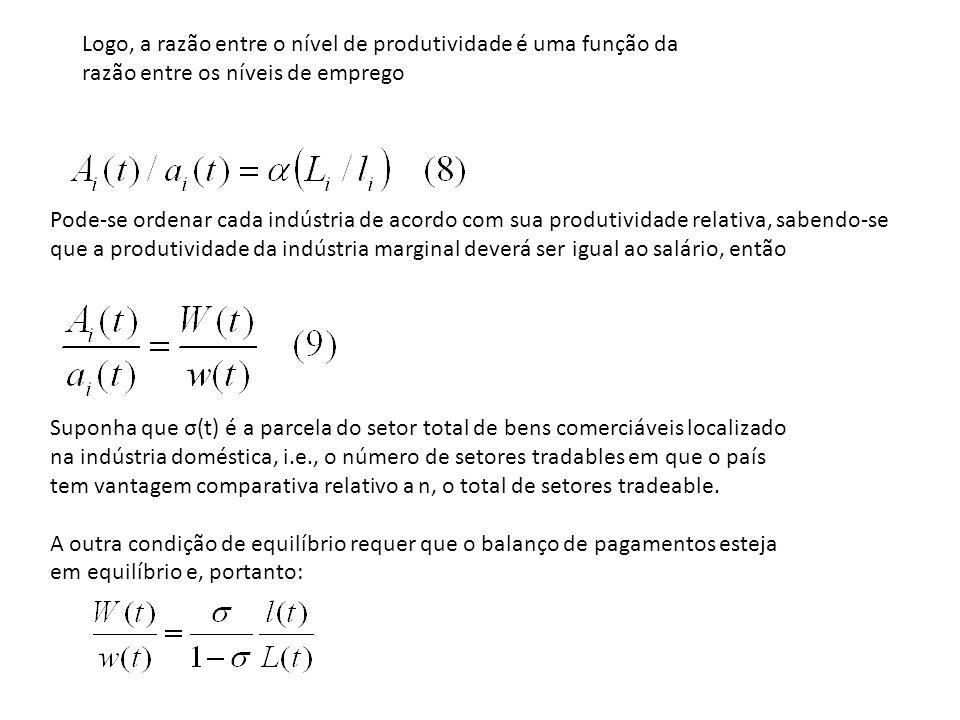 W(t)/w(t) Equação 9 Equação 10 σ