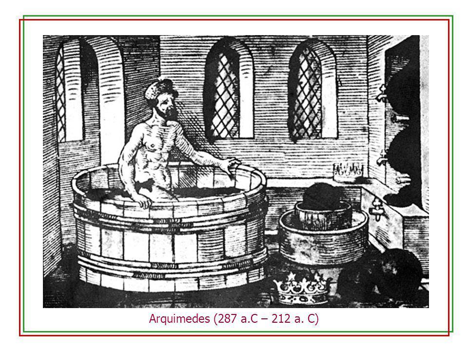 Arquimedes (287 a.C – 212 a. C)