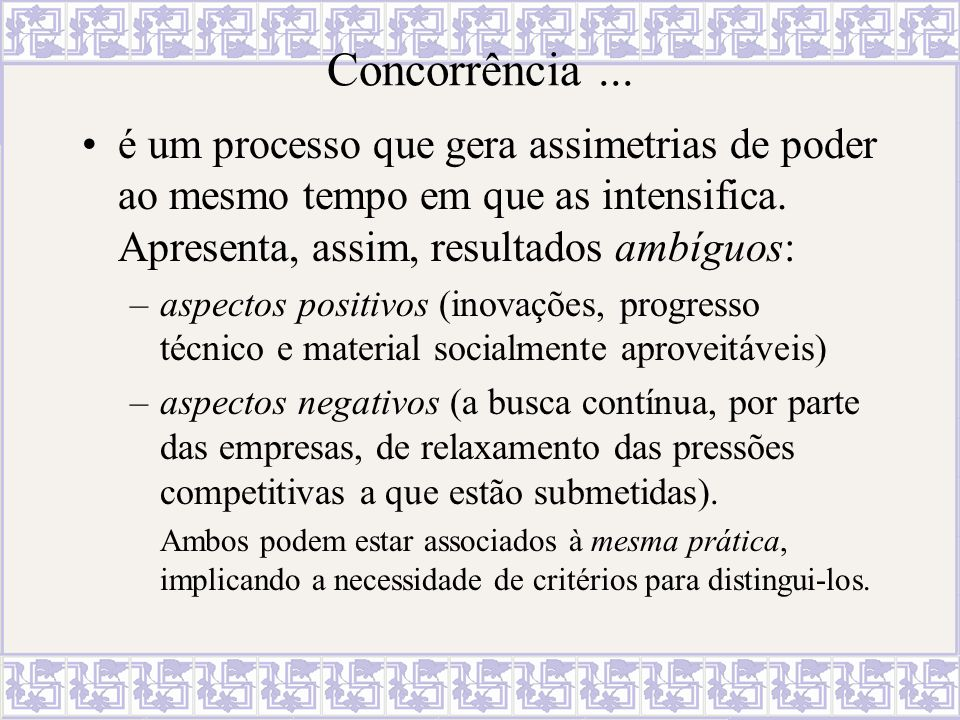 7 Fundamentos constitucionais Constituição, art.173:....