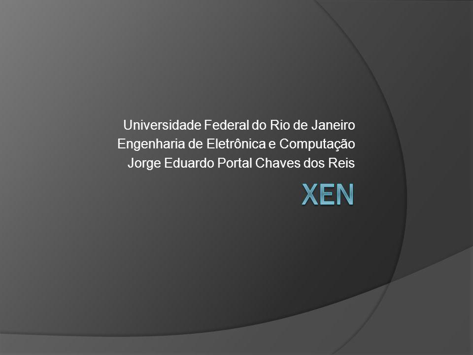 Universidade Federal do Rio de Janeiro Engenharia de Eletrônica e Computação Jorge Eduardo Portal Chaves dos Reis