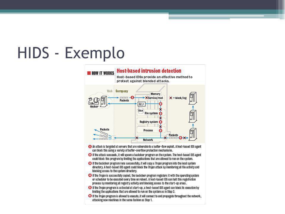 HIDS - Exemplo