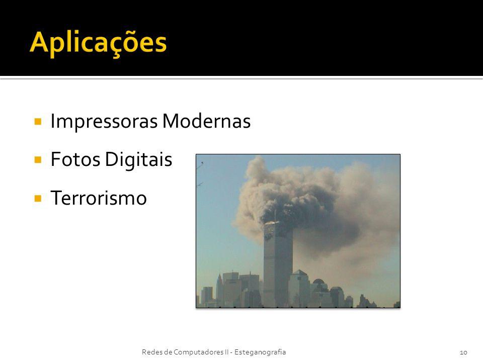 Impressoras Modernas Fotos Digitais Terrorismo Redes de Computadores II - Esteganografia10
