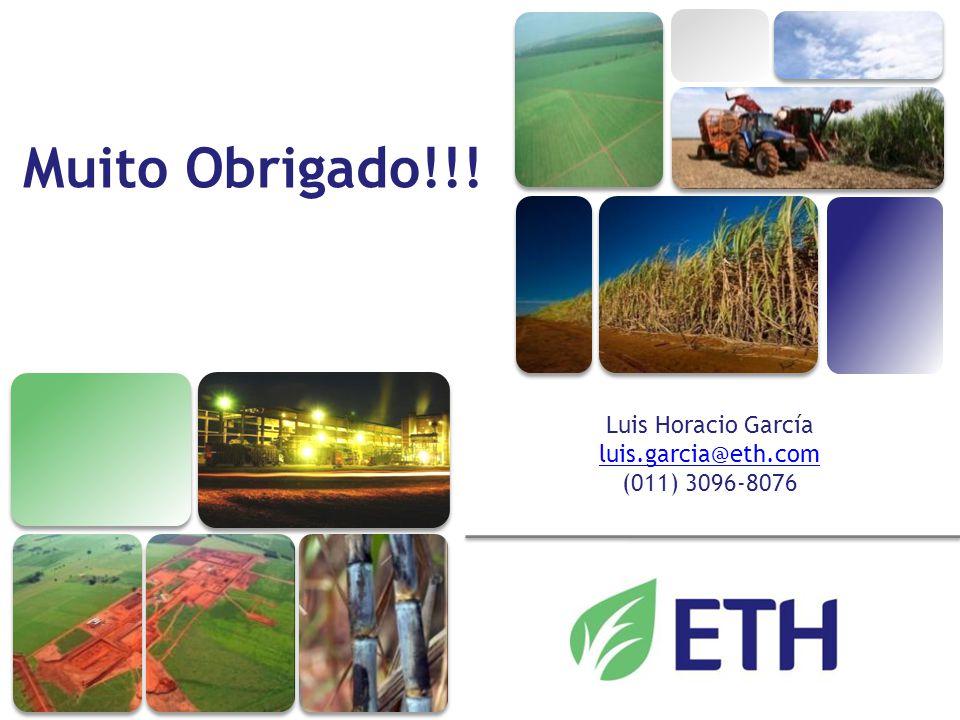 ) Muito Obrigado!!! Luis Horacio García luis.garcia@eth.com (011) 3096-8076