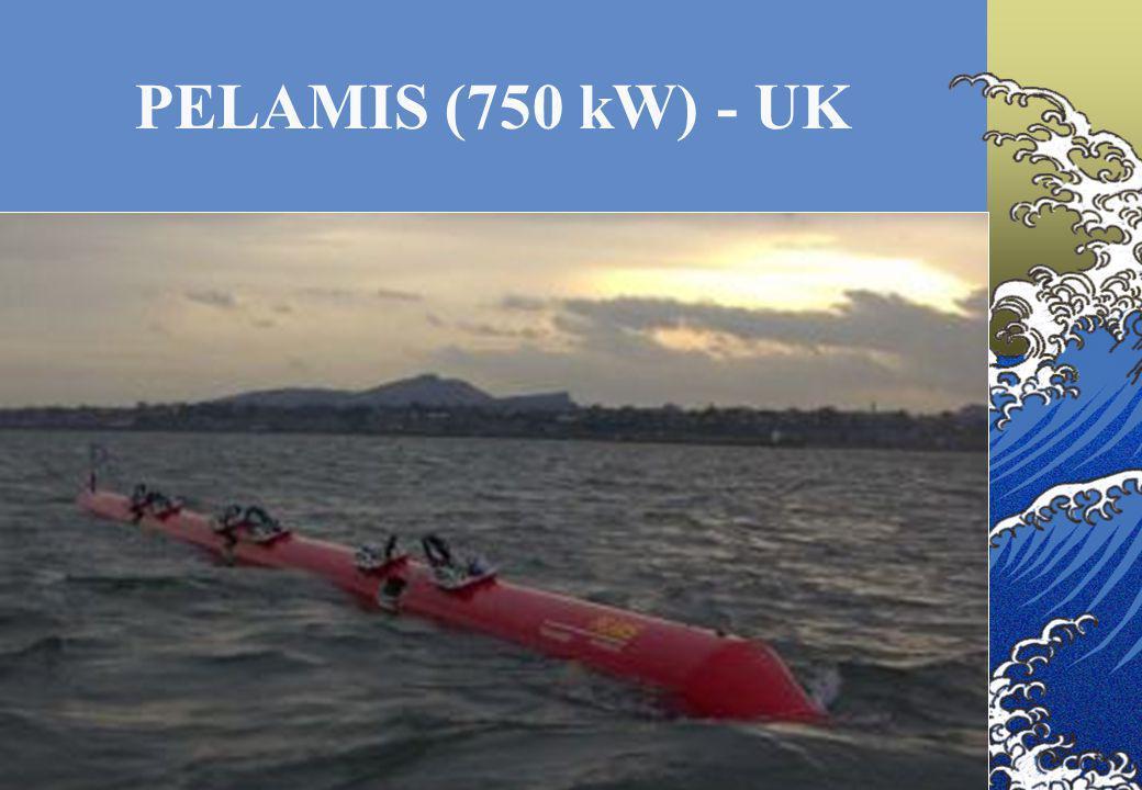 10 PELAMIS (750 kW) - UK