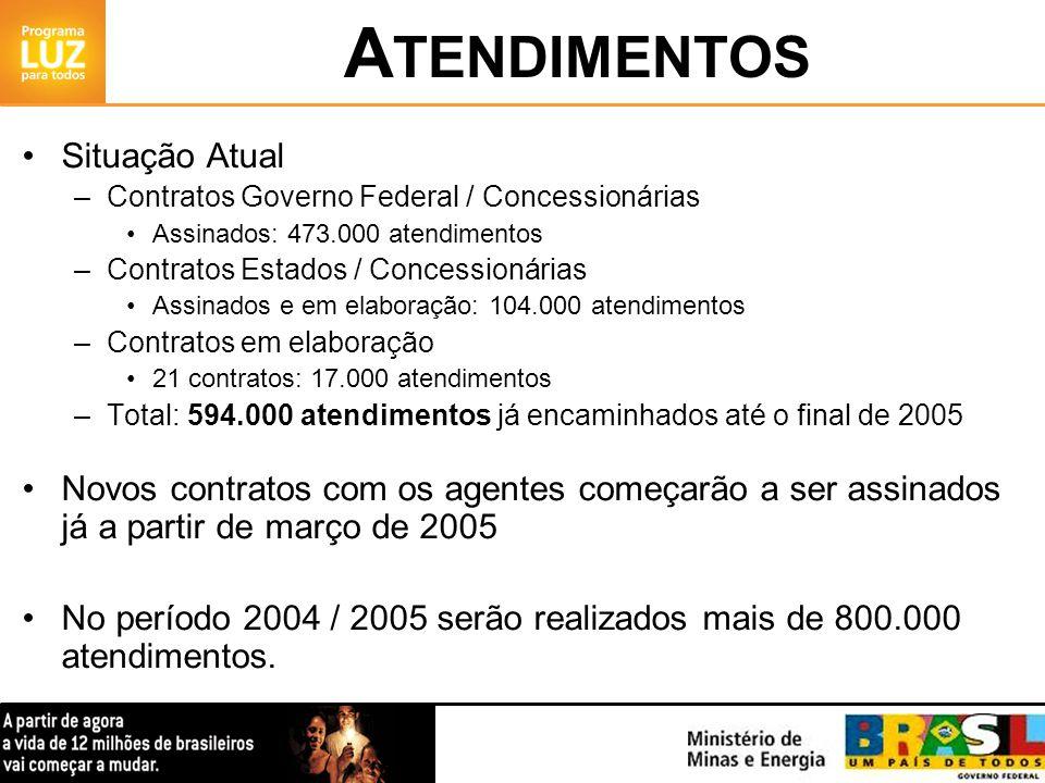 C ONTATO André Ramon Silva Martins Programa Luz Para Todos Ministério de Minas e Energia Tel.: (61) 319 5012 luzparatodos@mme.gov.br www.mme.gov.br/luzparatodos