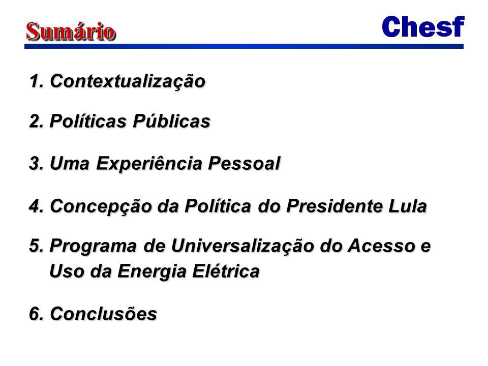SumárioSumário 1.Contextualização 2. Políticas Públicas 3.