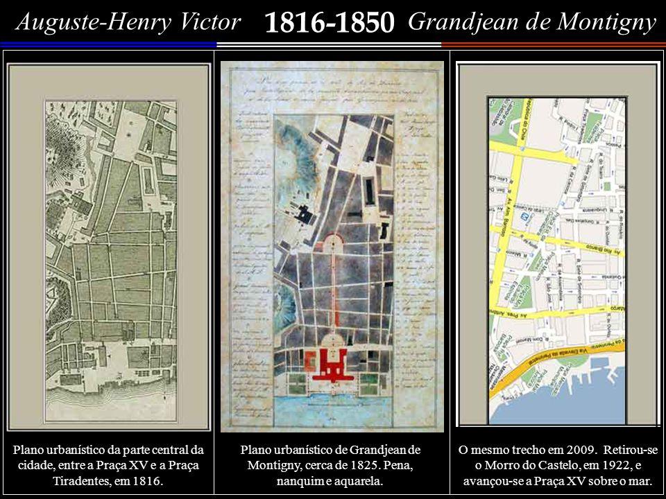 1816-1831 Veleiro norte-americano Calpé (ou Calphe) Histórica embarcação, de três mastros, de bandeira norte-americana, que trouxe, à bordo, a famosa