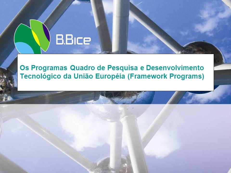 Joint Technology Innitiatives (JTIs) Iniciativas Tecnológicas Conjuntas (JTIs) são entidades legais propostas como uma nova forma de parceria público- privado em campos relevantes da pesquisa e do desenvolvimento industrial no âmbito da Europa.