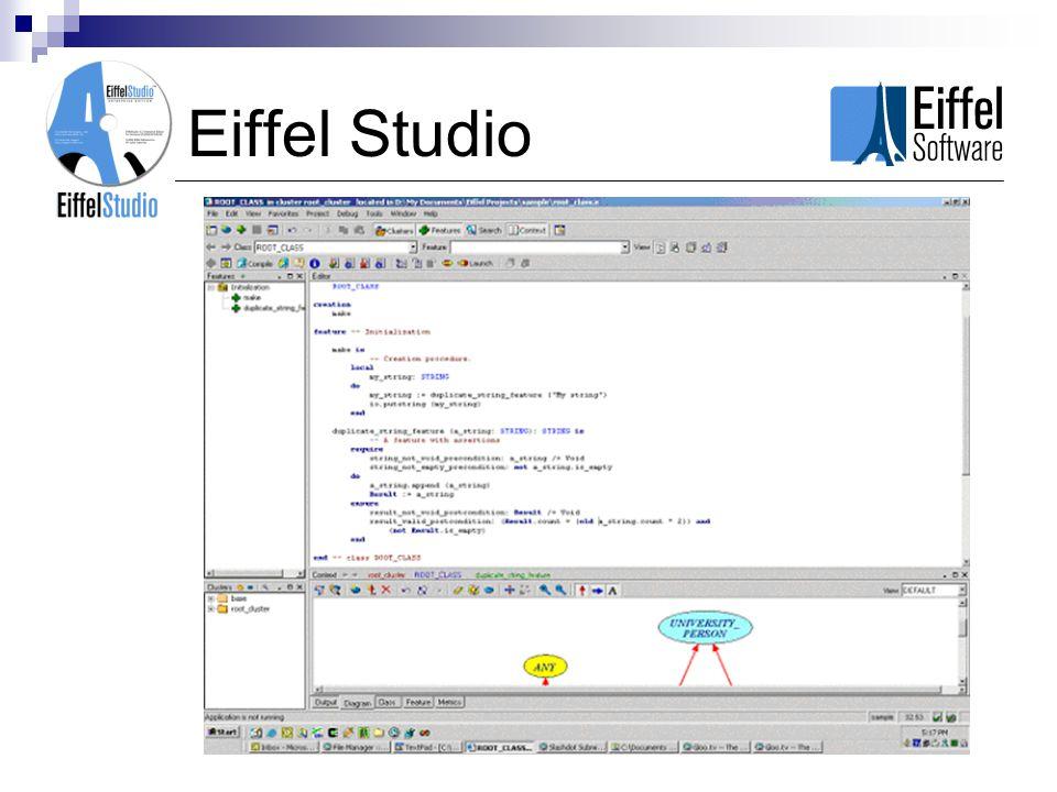 Eiffel Studio