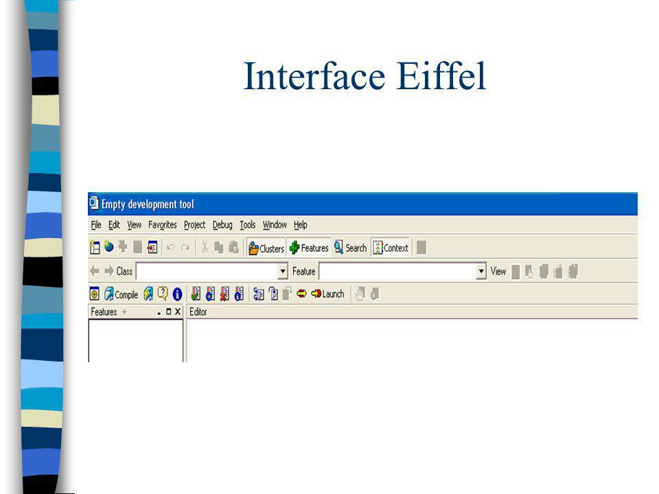 Interface Eiffel