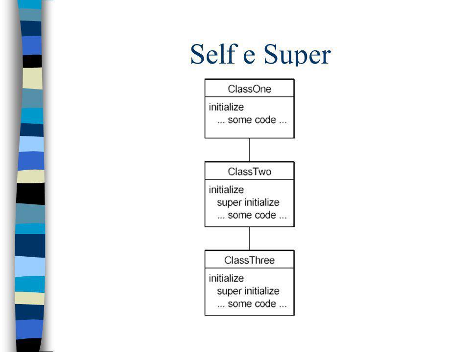 Self e Super