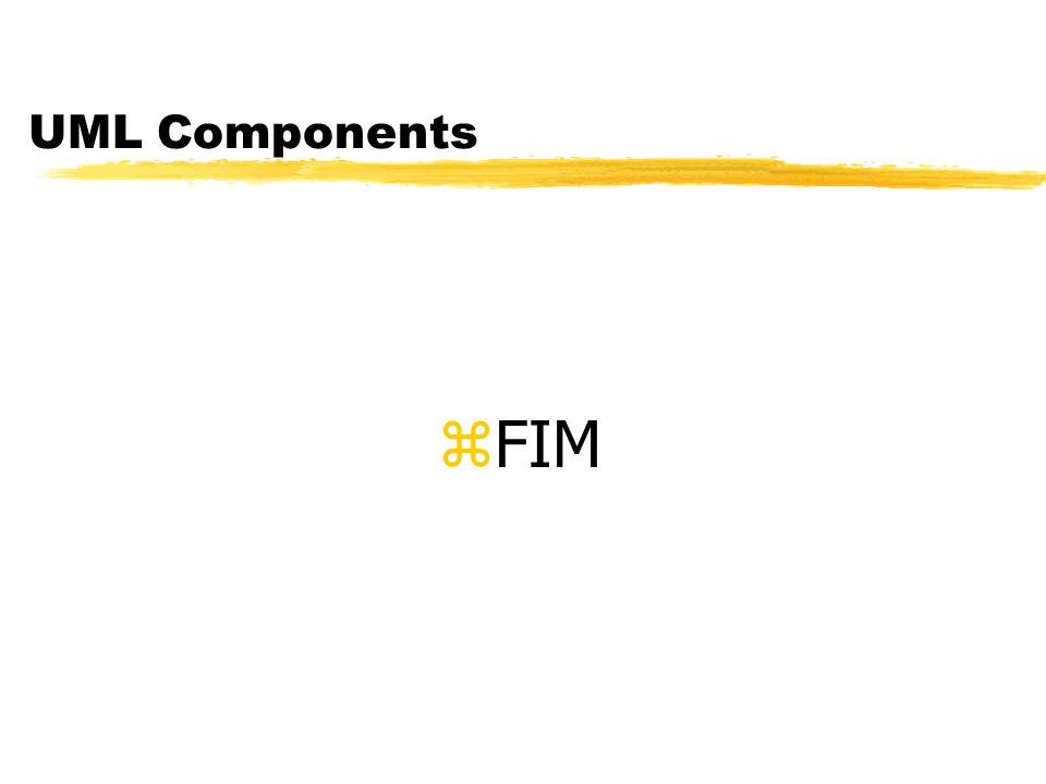UML Components zFIM